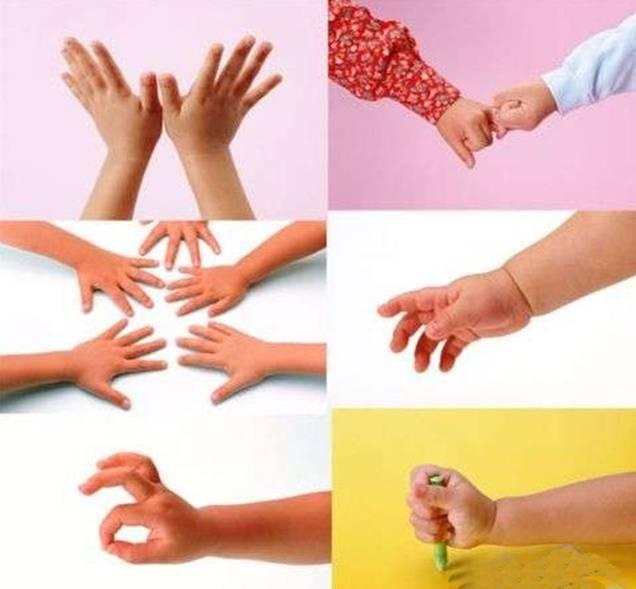 Пальчиковая гимнастика своими руками