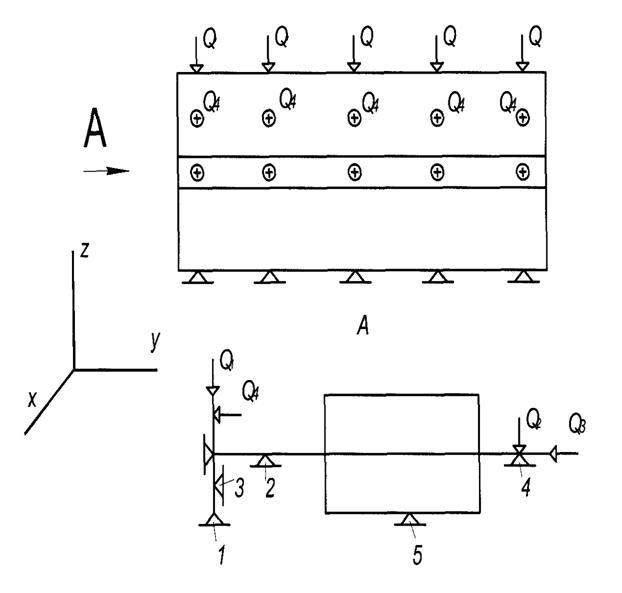 Рис 2.1 Принципиальная схема