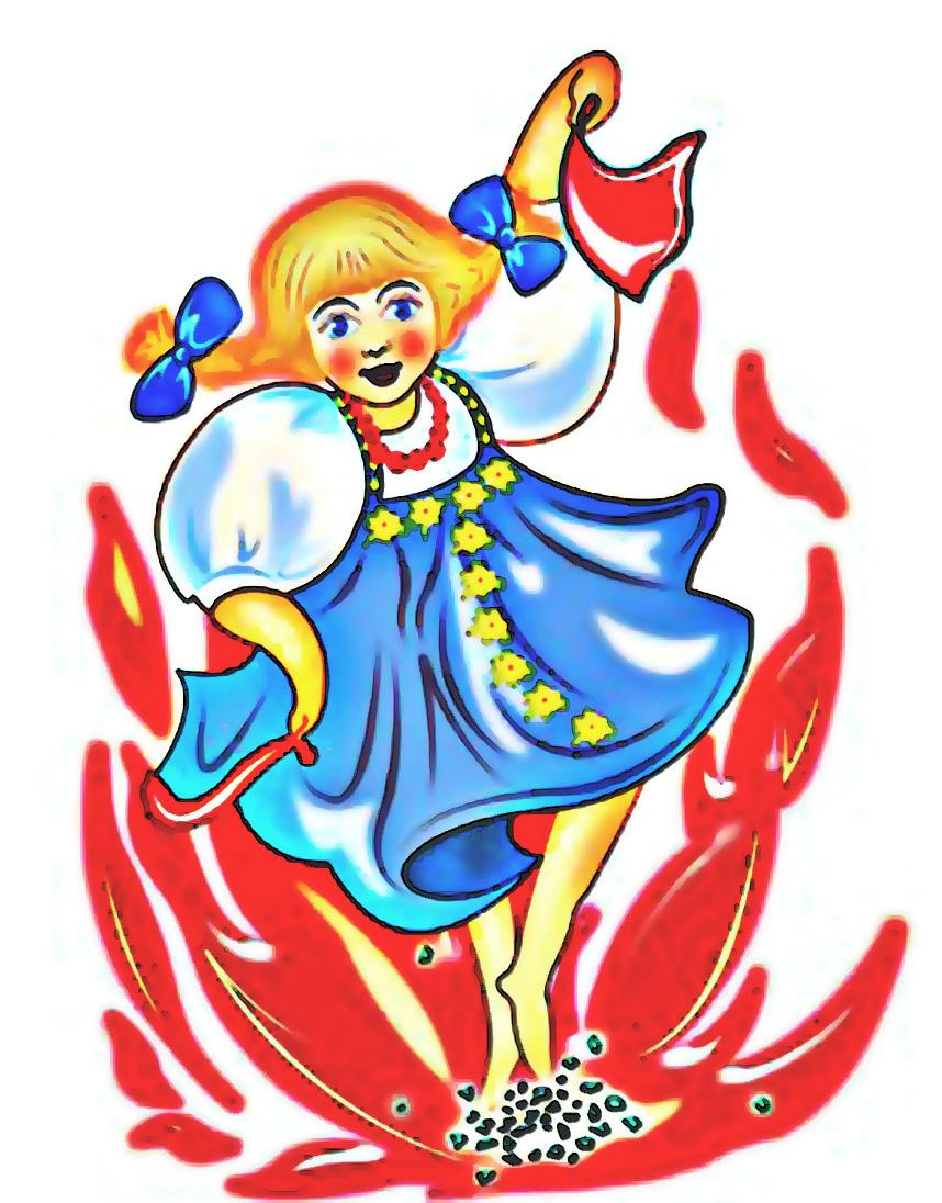 картинки для раскраски огневушка поскакушка