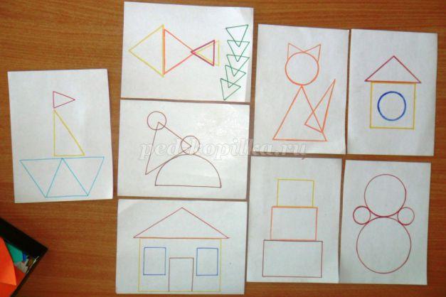 Игры как рисовать фигуры