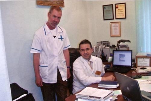 Системный метод гирудотерапии крашенюк а и