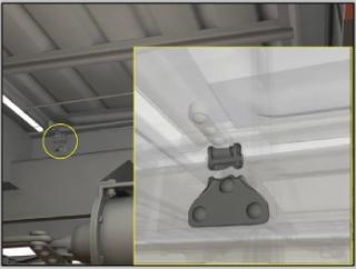 Отчет по производственной практике Авторская платформа ru Рисунок 5 7 Обрыв хотя бы одного шарнирного соединения в крышке люка