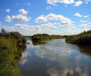 Необычные реки мира и реки России - Бифуркация рек (раздвоение)