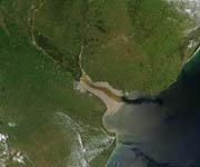 Уникальная река мира - Самая широкая река - Рио-де-ла-Плата