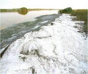 Необычные реки России - Реки с соленой водой - Солянка