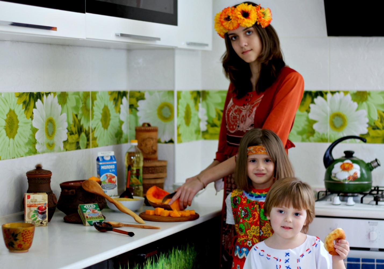 Конкурс семейной фотографии кулинарное путешествие