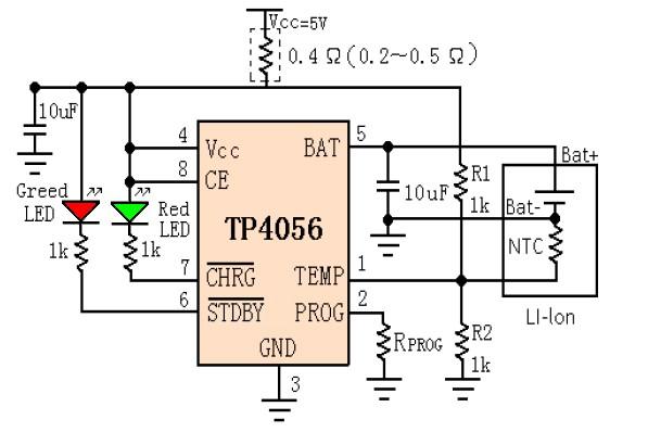 устройство li-ion аккумулятора телефона -схема подключения