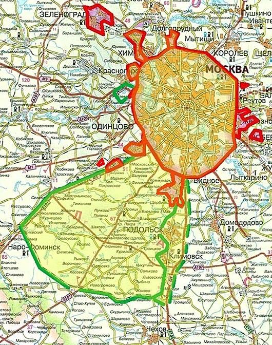Если оставлять Киев в существующих границах - это приведет к инфраструктурной катастрофе, - Зубик - Цензор.НЕТ 8211