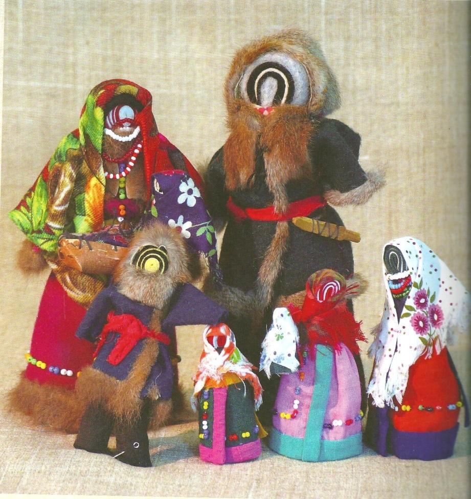 Куклы народов сибири реферат 4904
