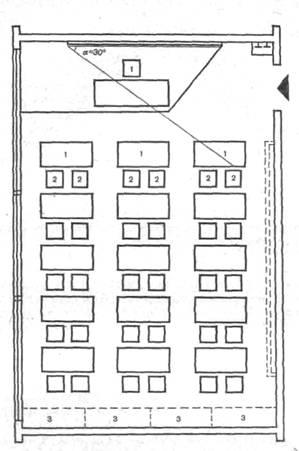 как правильно нарисовать план кабинета фото