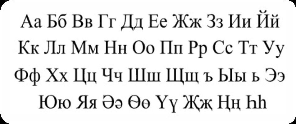 стояли татарский алфавит с картинками том, как приготовить