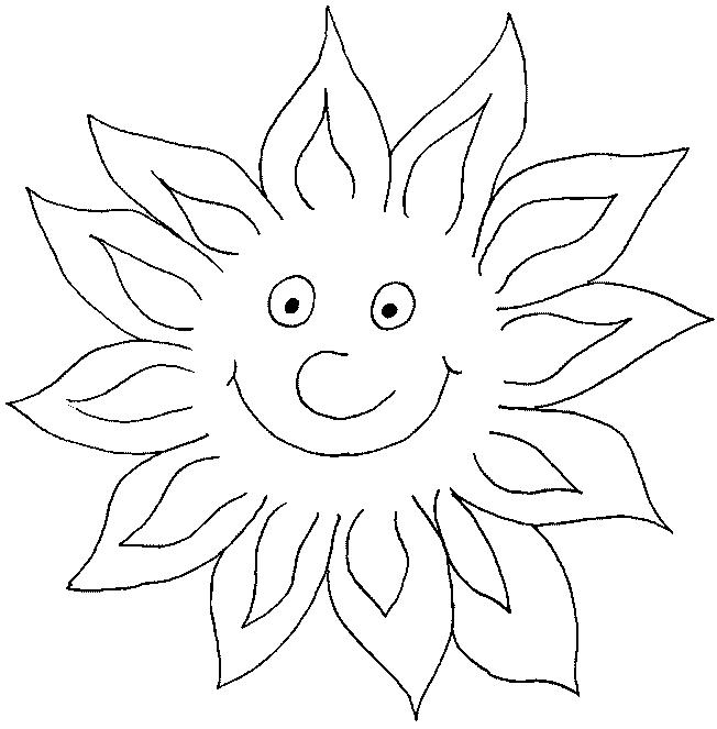 Открытки, шаблоны солнышко для вырезания из бумаги
