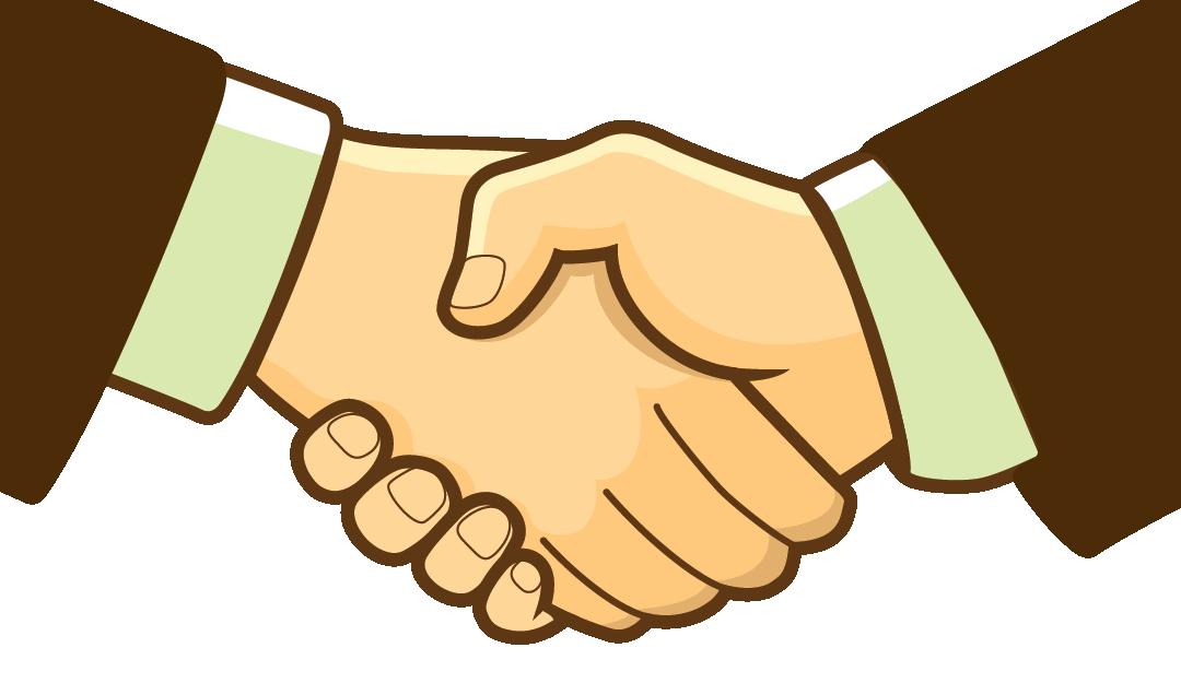 Картинка дружбы и договора