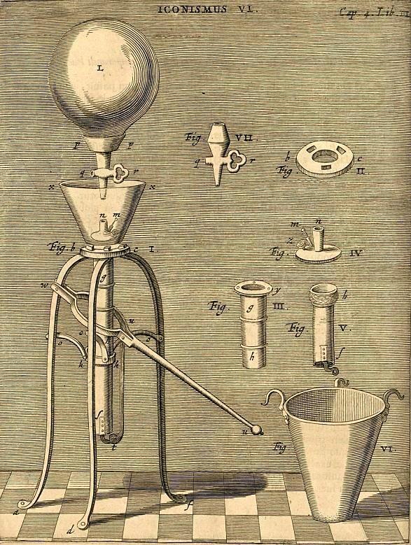 История термодинамики и вакуумные насосы