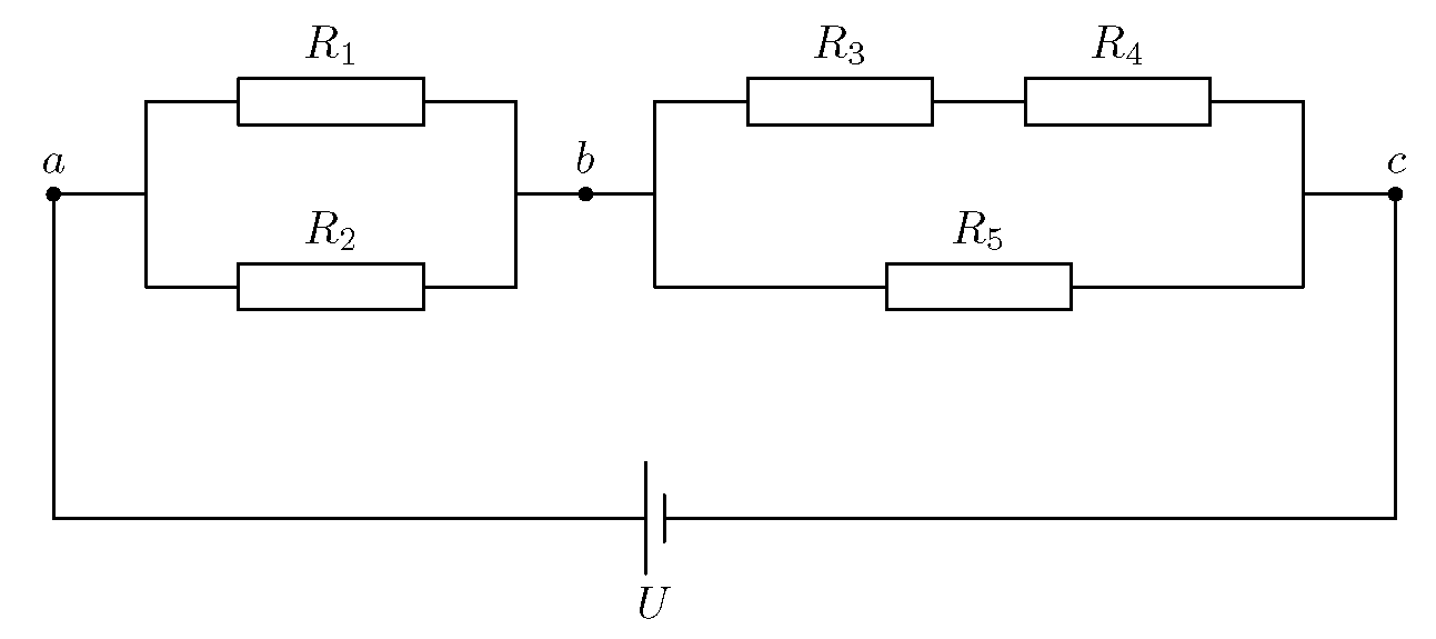 Параллельное соединение резисторов картинки