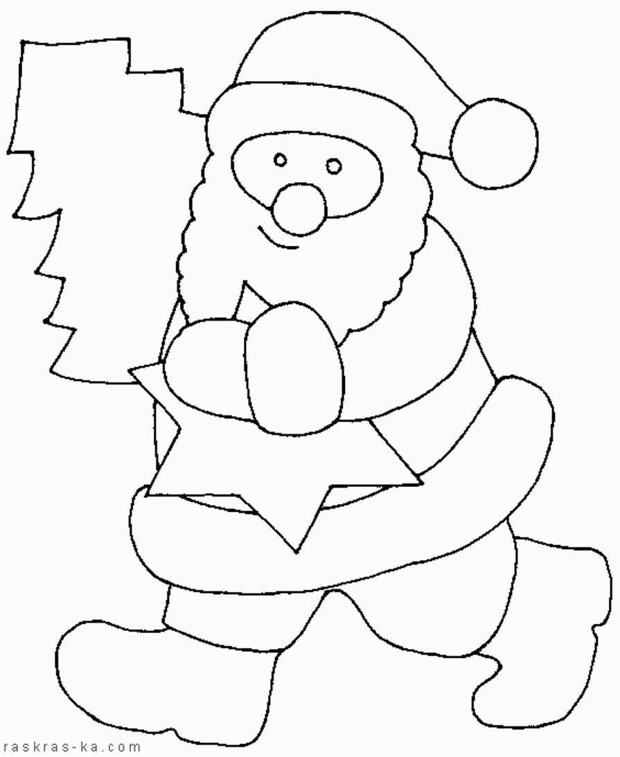 Ноябрьский, простые картинки новый год для детей
