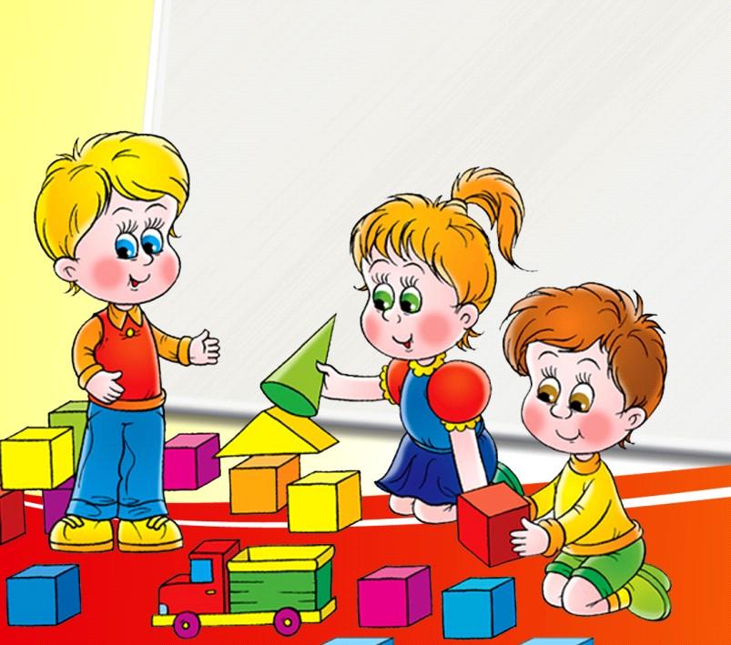 Картинки в строительный уголок для детского сада